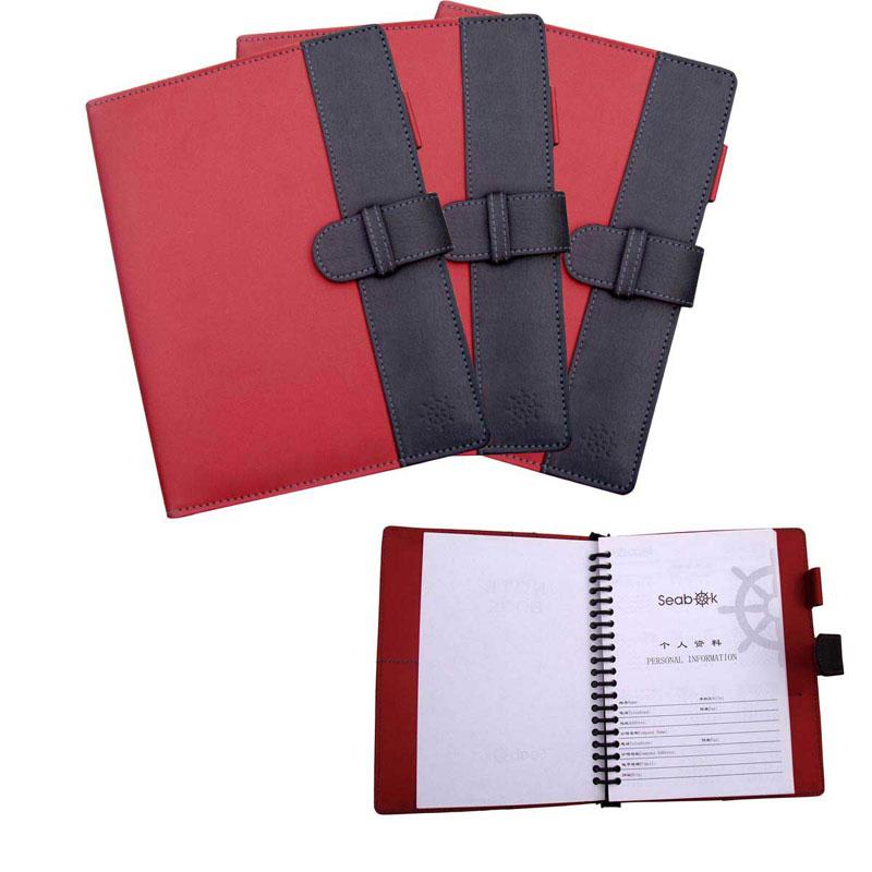 Waki Stationery Notebook Executive Size 16 16 Three Sets: Stationery